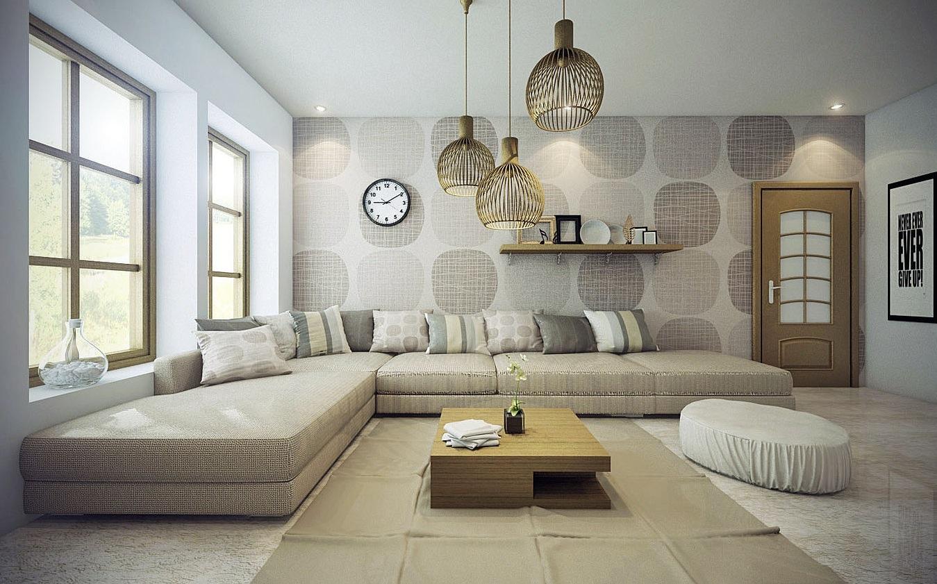 living room wall decor shelf