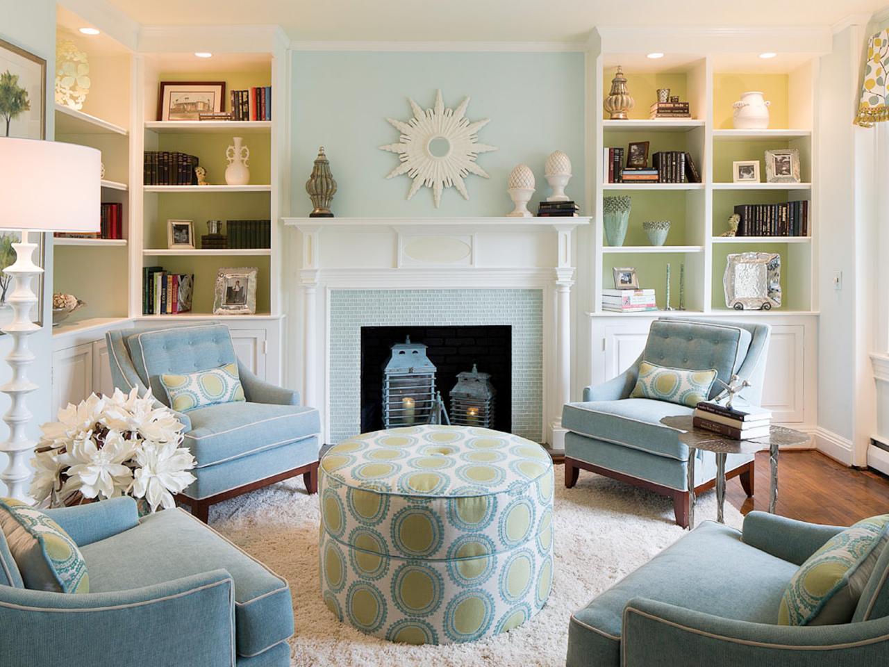 living room wall decor farmhouse