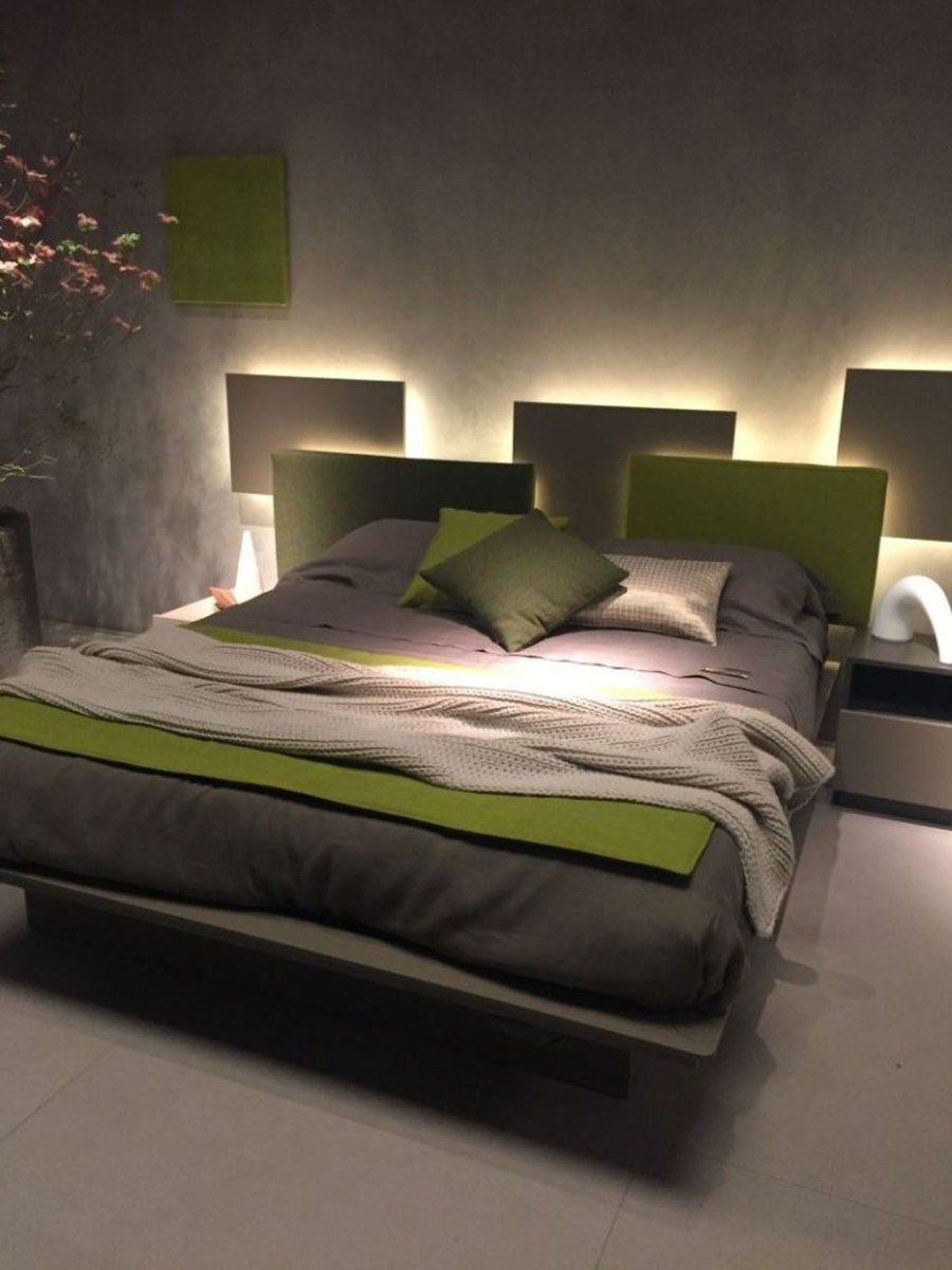 Hotel Bedroom Lighting Ideas