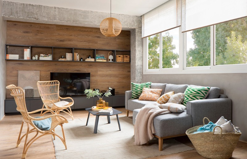 how to choose living room wall decor