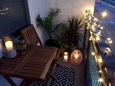 Apartment Patio Bar