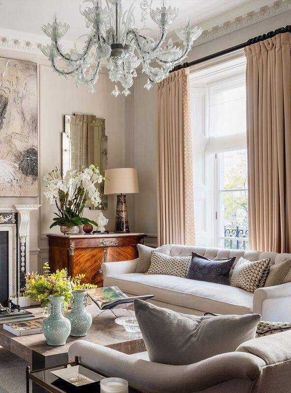 living room wall accent ideas