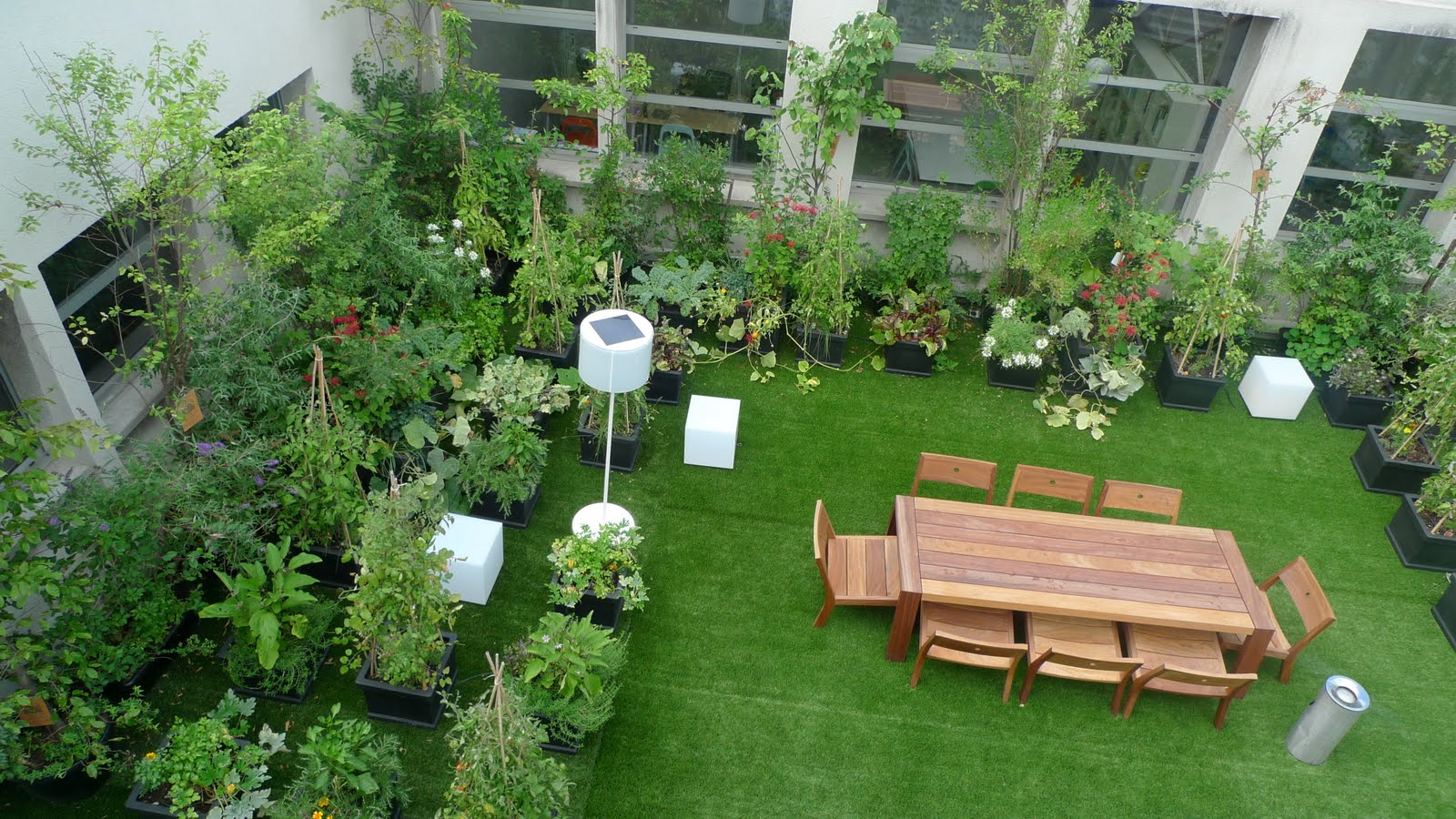 the rooftop gardens norwich