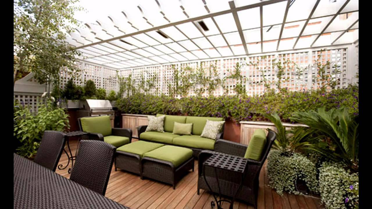 rooftop garden kaiser oakland