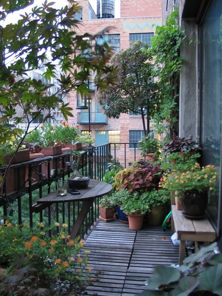 Hotel With Balcony Nyc