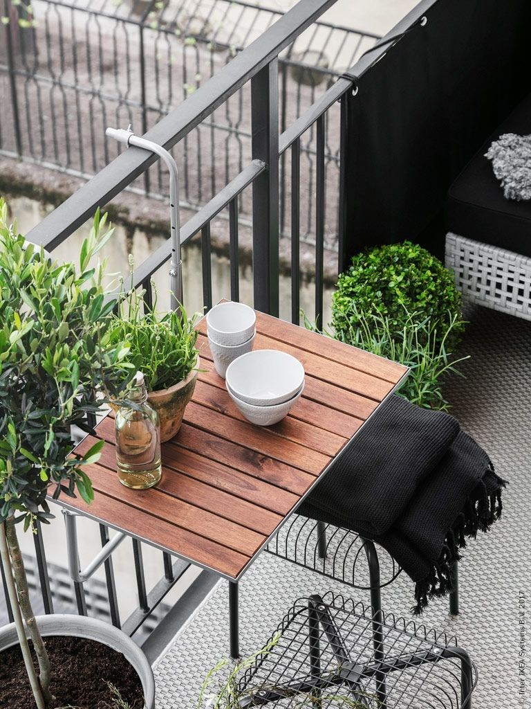 Balcony Table With Chairs