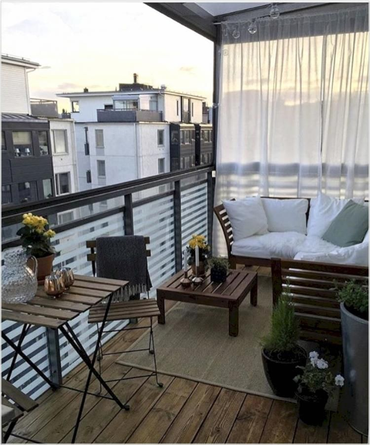Apartment Patio Umbrella