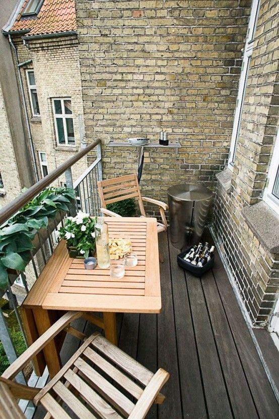 Balcony Roof