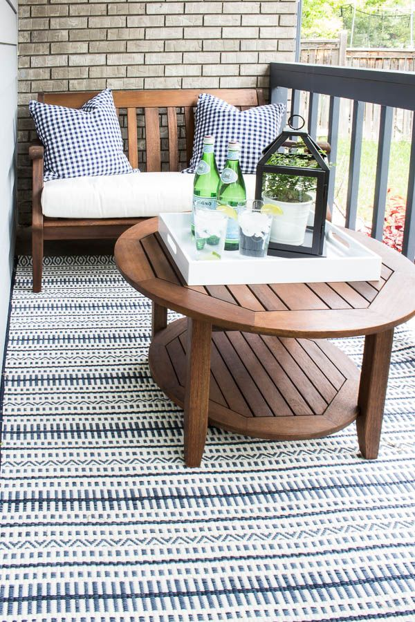 Patio Ideas Small Spaces