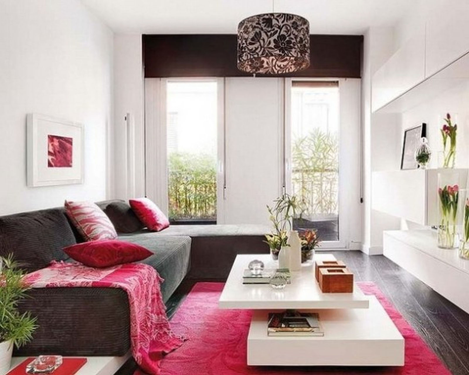 home interior living room