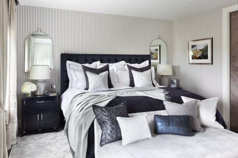 Glam Bedrooms