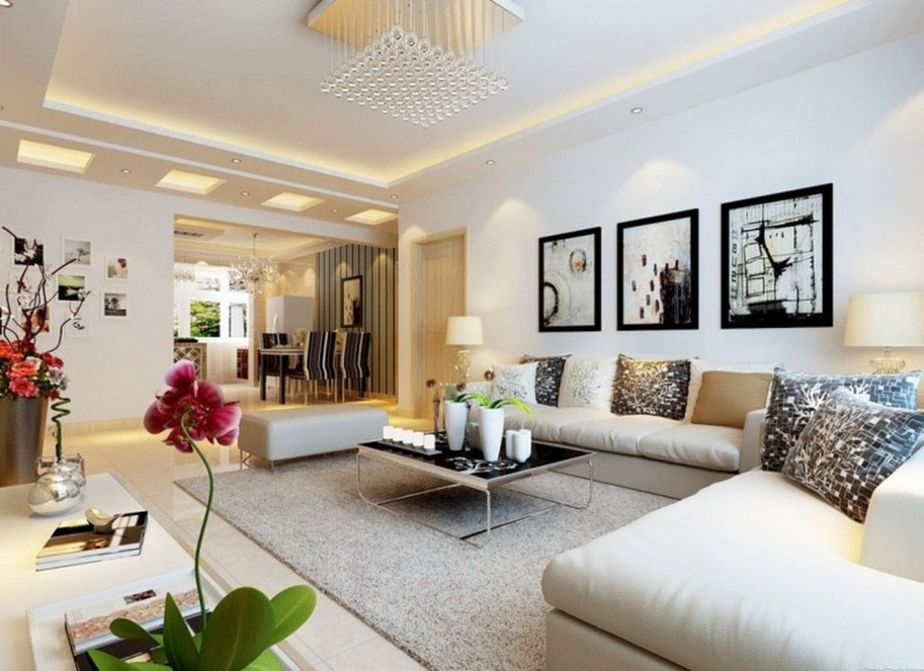 living room wall ideas pictures