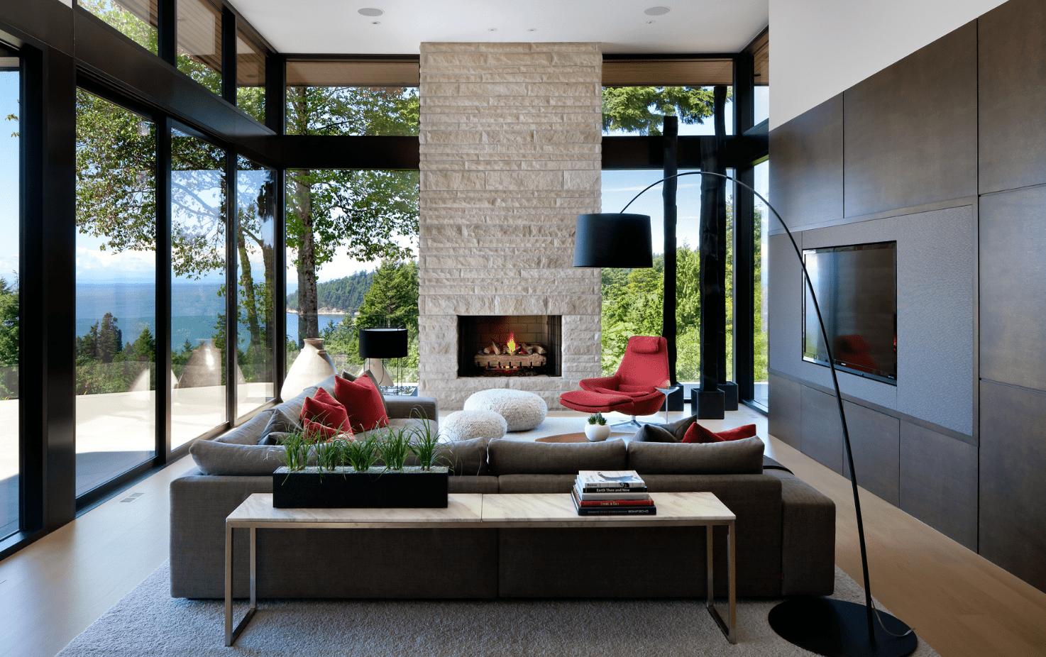 lounge wall ideas