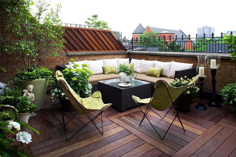 roof terrace victoria