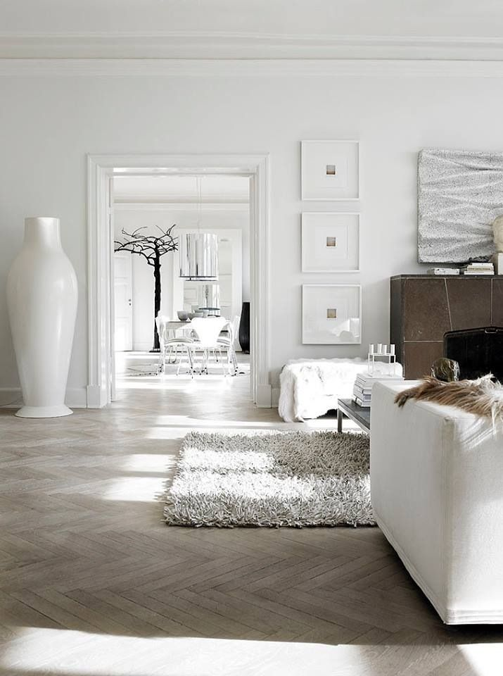 living room scandinavian design
