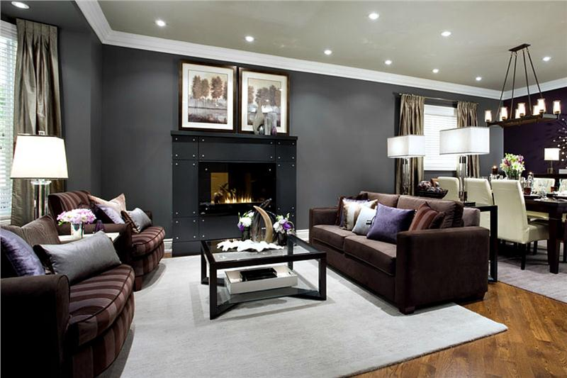 Transitional Living Room Furniture