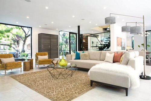 living room wall quote ideas