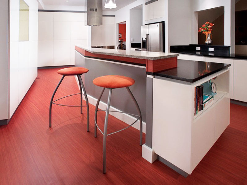 Vinyl Kitchen Flooring