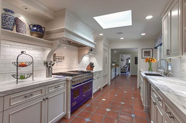 Willow Glen Kitchen Floor