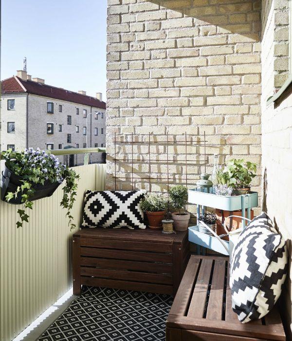 Balcony Railing Accessories