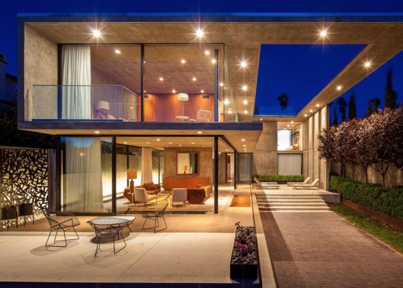 beach california house