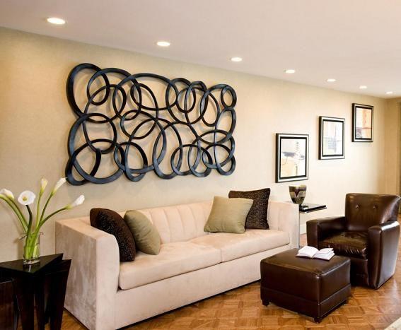 2 story living room wall ideas