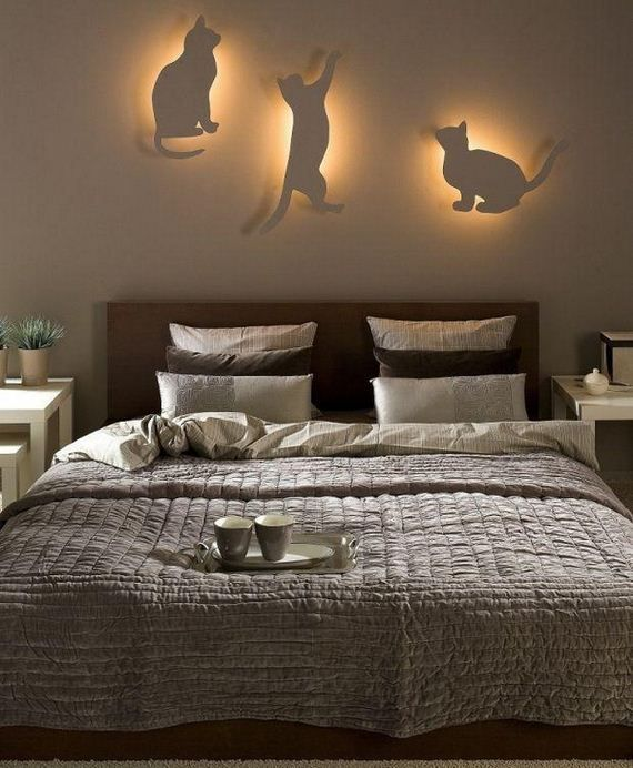 Bedroom Overhead Lighting Ideas