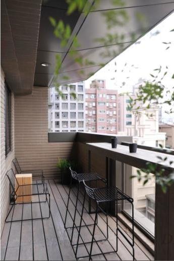 Balcony Edge Detail