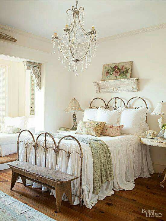 country style bedroom paint ideas