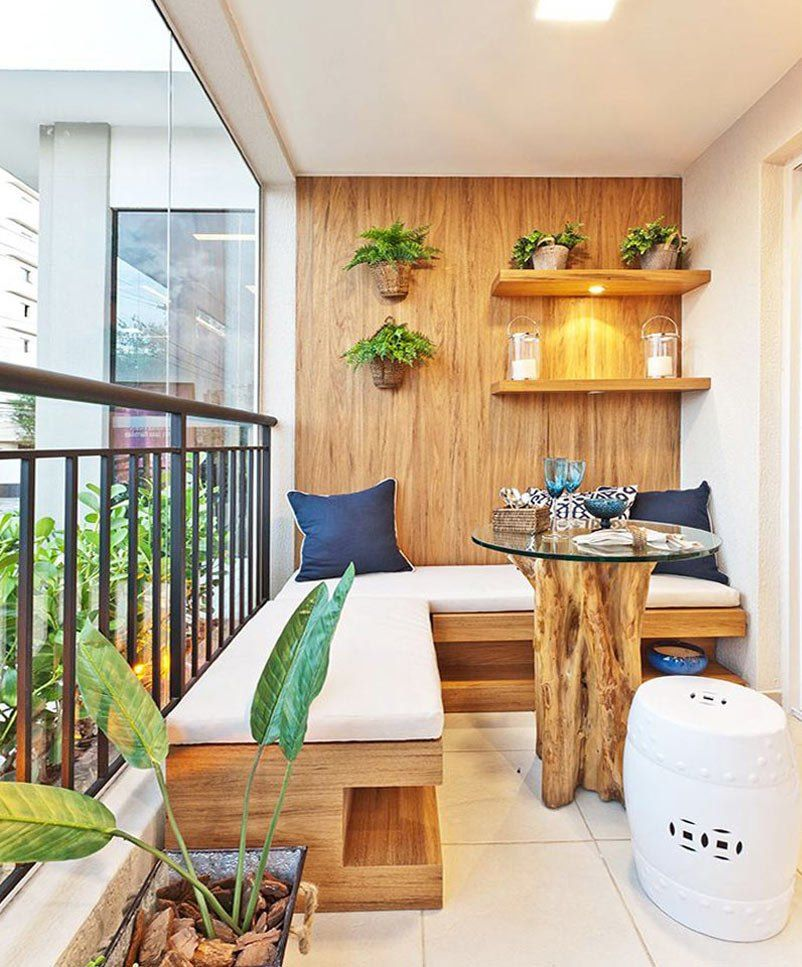 Deck Furniture Placement