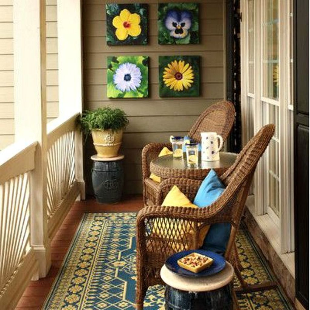 47+ Apartment Patio Ideas For Your Lovely Dream