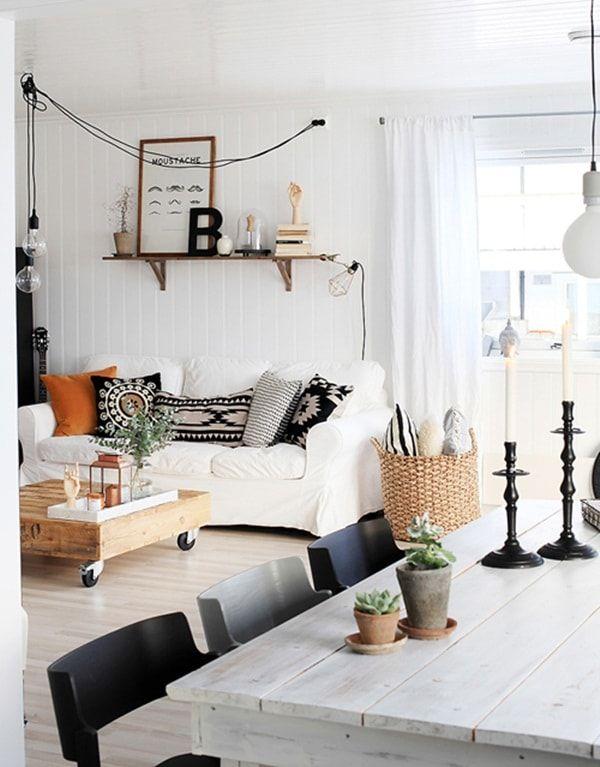 minimalist comforter