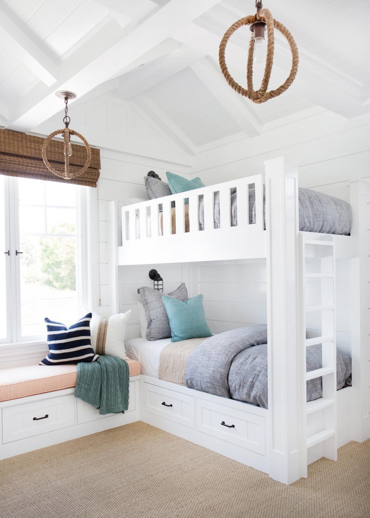 country style bedroom walls