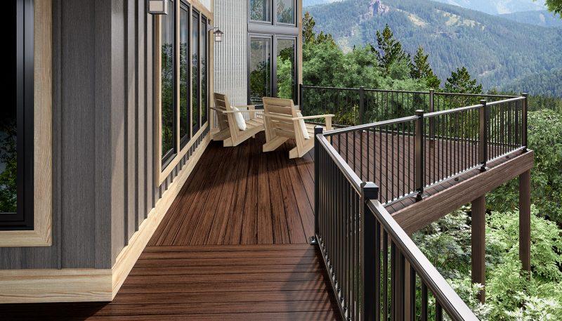 metal balcony design