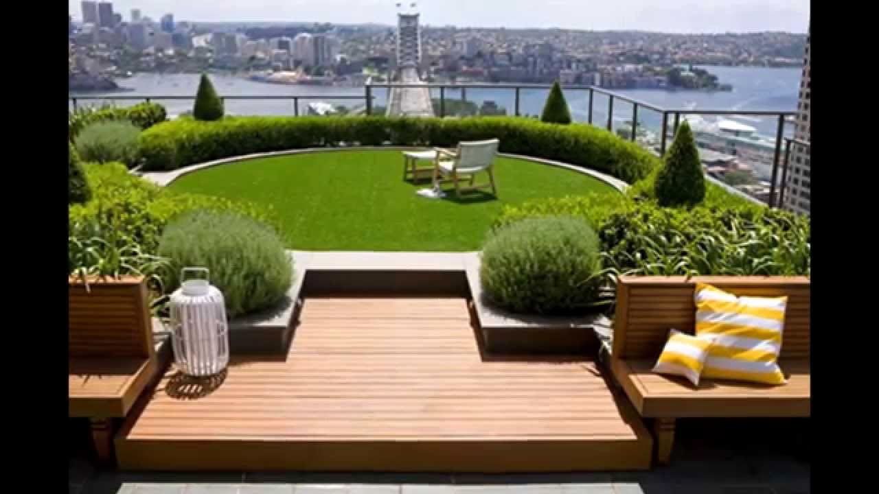 rooftop garden salesforce