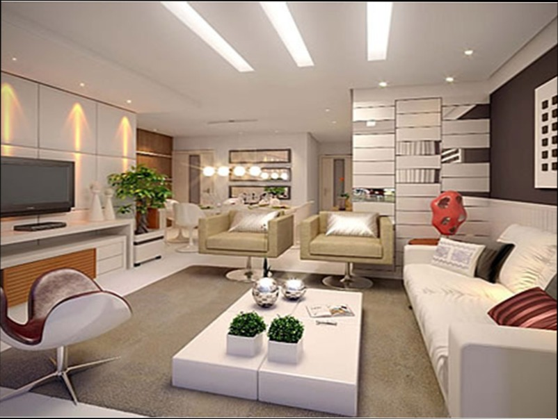 living room wall ideas with tv