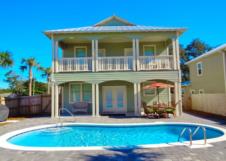 beach house tour florida