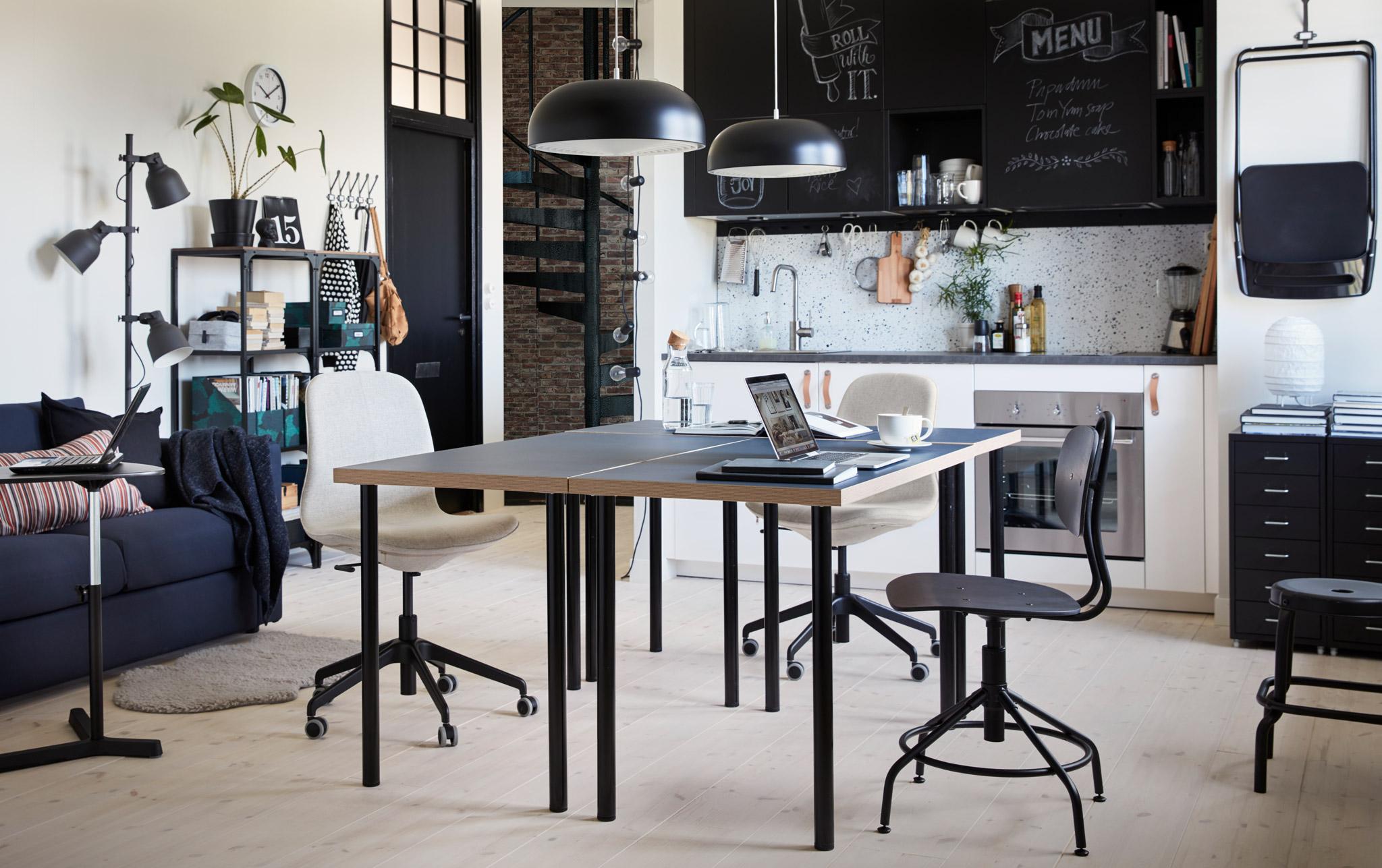 home office vs outside office