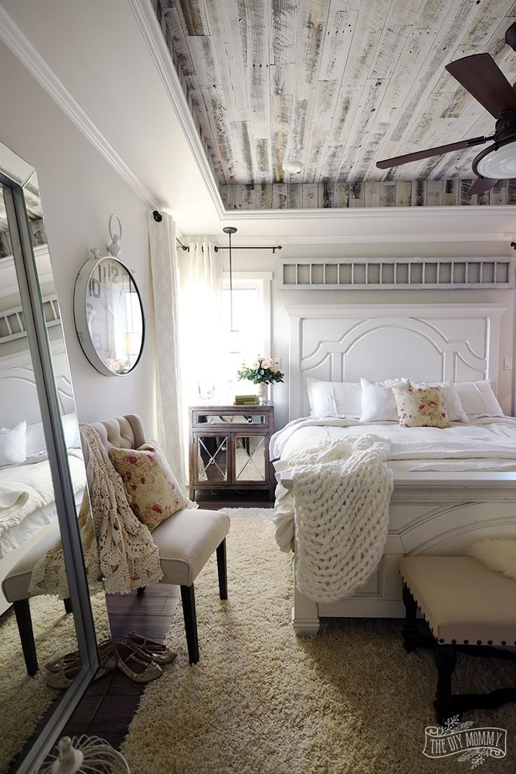 country style bedroom pictures