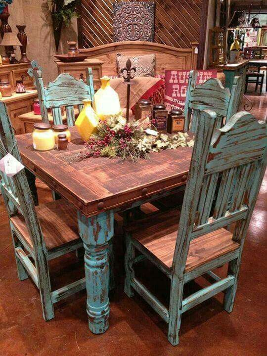 Rustic Dining Room Table Pictures