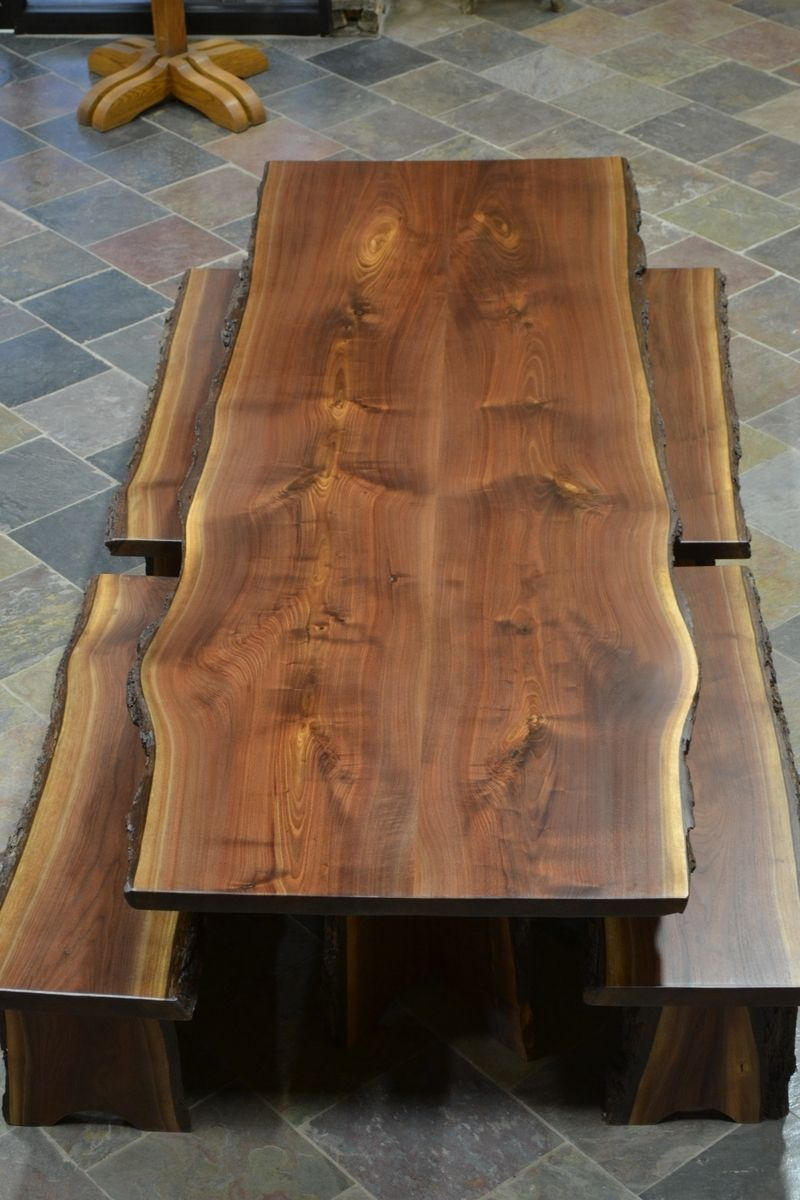 Make Rustic Dining Room Table