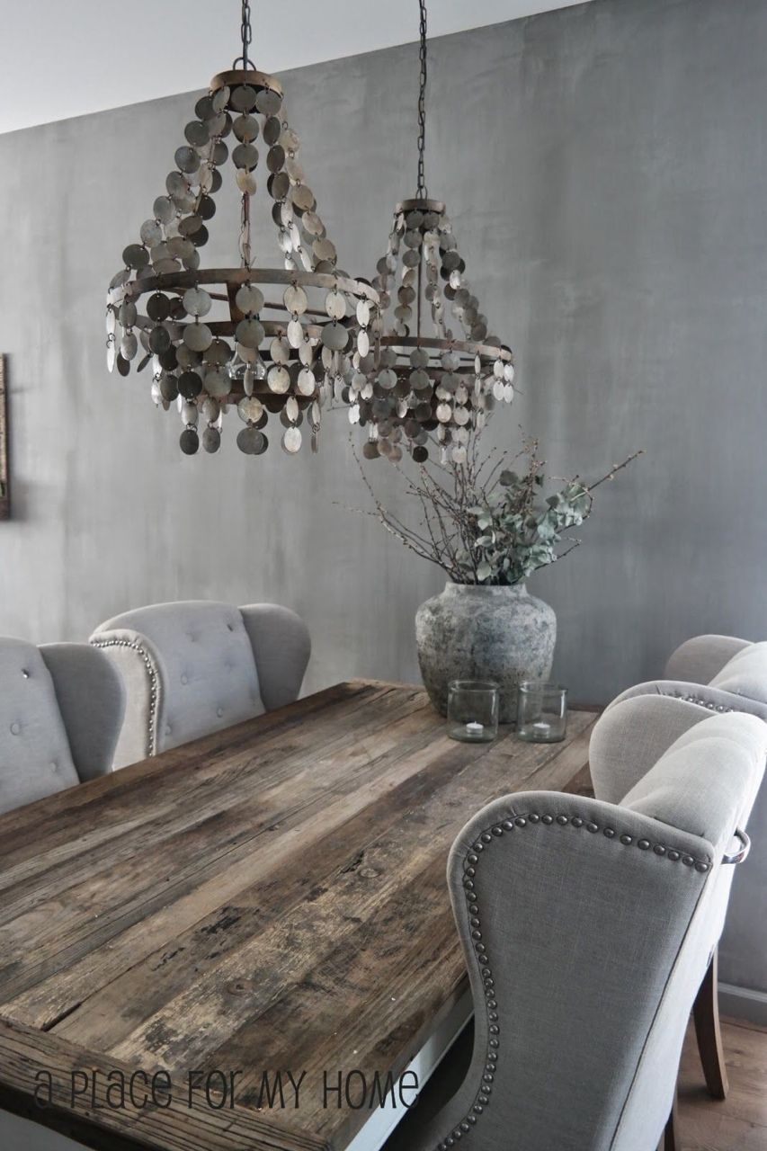 Rustic Dining Room Table Calgary