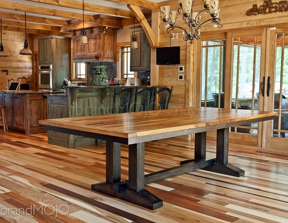 Rustic Dining Room Table Dallas Tx